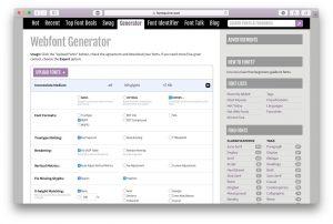 Font Suqirrel Webfont Generator 01