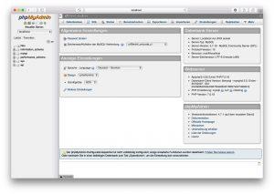 phpMyAdmin Setup 05 – phpMyAdmin
