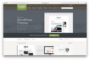 WordPress Themes Creativemarket