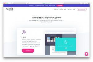 WordPress Themes Elegantthemes