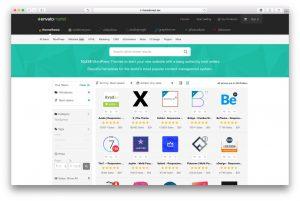 WordPress Themes Themeforest