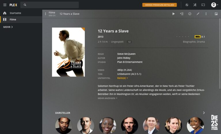 12 Years a Slave - IMDb